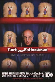 Curb Your Enthusiasm Masterprint at AllPosters.com