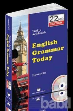 English Grammar Today pdf kitabını indirmek,English Grammar Today pdf kitabını okumak için pdf kitap indirme,pdf kitap okuma ve pdf sitesi.