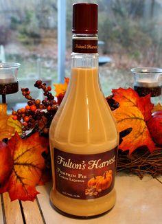 pumpkin pie liqueur