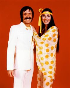 Cher and Sonny
