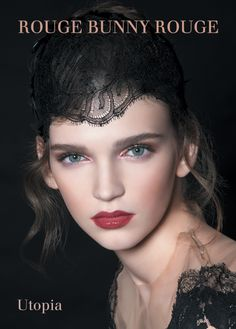 Subscribe to our newsletter and be among the first to receive the latest look updates, make-up inspirations, step-by-step-tutorials and professional tips:  https://www.facebook.com/rougebunnyrouge/app_100265896690345