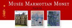 Musée Marmottan Monet - Paris - France - largest Monet collection in the world