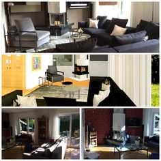Interior Design, 3D Visualisation & Realisation :)