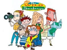 The Wild Thornberrys. I loved this show! When I was little I wished I could speak to animals lol