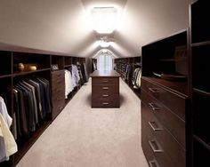 Good Looking Attic Storage Convention Other Metro Contemporary Bedroom  Inspiration With Closet Set Up Design Connection Inc Kansas City Interior  Design ...