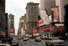 Times Square (early 1970s)
