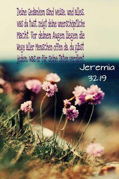 Jeremia 32:19