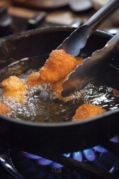 Almojábanas (Cheese Fritters) Puerto Rico***Mi hermana Beba de Lajas, PR las hace deliciosas.