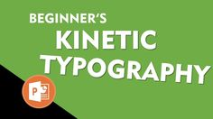 Beginner's Kinetic Typography in PowerPoint 2016 | Summit #2
