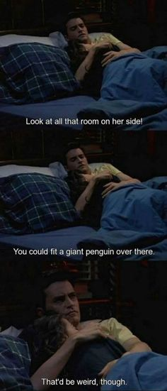 Oh Chandler :)