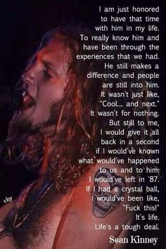Image result for Layne Staley Gone but not forgotten quotes