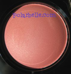 Chanel Malice Blush - click thru for swatches and review