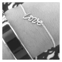 LOVE my new Tiffany bracelet