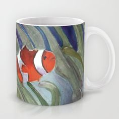 Clownfish and mugs just see to go together don't they?