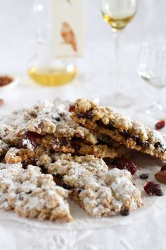 Fregolotta. Italian Crumb Cookie
