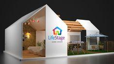 """다음 @Behance 프로젝트 확인: """"Booth Design"""" https://www.behance.net/gallery/61118609/Booth-Design"""