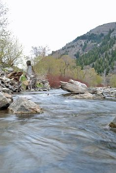 Travel & Landscape Photography, provo canyon, provo river