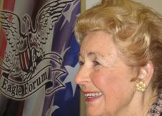 Phyllis Schlafly: The Face of Never Give Up    Read more at http://mychal-massie.com/premium/shore-leave-is-almost-over/