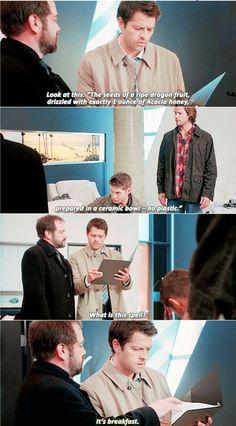 "Supernatural s12e07 ""Rock Never Dies"""