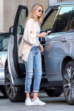 Gigi Hadid street style 2015