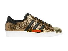 Adidas Originals Superstar 80s - Chaussures Adidas Running Pas Cher Pour…