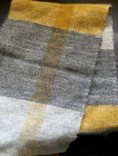 A weaving I did #weaving #elloyarn #loom - from @janev on Ello.