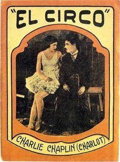 Charles Chaplin- El circo 1928