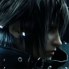 1k fav Final Fantasy my graphics my prince noctis lucis caelum noctis ffgraphics final fantasy xv the quality is kinda dumb but whatever