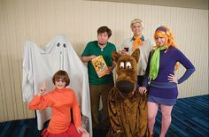 Scooby-Doo | Group Halloween Costumes For You And Your Squad