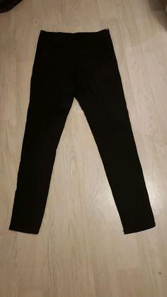 Pantalon noir basique H
