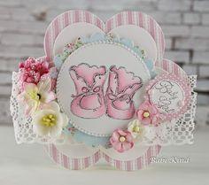 Babi's Magnolia Blog  Copics: RV95,RV93,RV91,RV00 e RV0000