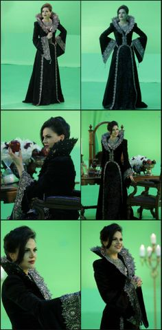 Lana Parrilla, Behind the scenes of the season finale of 'Once Upon A Time'