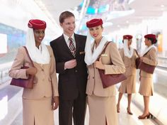 Emirates Cabin Crew Emirates Is An Airline Based At Dubai