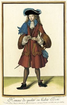 This is Versailles: Fashion Plates: Historical Costume, Historical Clothing, Rococo Fashion, Vintage Fashion, Vintage Clothing, 17th Century Fashion, 18th Century, Marvin, History Magazine