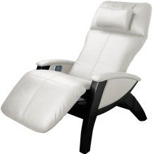Amazon.com: Cozzia Dual Power ZG Recliner, Ivory Leather: Kitchen & Dining