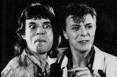 Les nuits torrides de David Bowie et Mick Jagger
