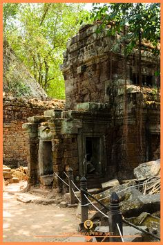 Ta Prohm, part of Khmer Angkor temple complex, popular among tourists ancient landmark and place of worship in Southeast Asia. Siem Reap, Cambodia. Ta Prohm, Siem Reap, Angkor Wat, Our Country, Place Of Worship, How Beautiful, Southeast Asia, Cambodia, Temple