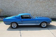 1968 Ford Shelby Mustang GT500KR
