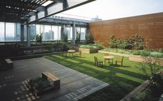 Rooftop terraces at office buildings - Google Search