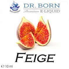 Vapestar - Dr. Born Premium Liquid Feige