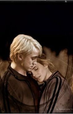 Ron abuses Hermione and draco saves her, but to make things good or bad for Hermione, there is a marriage law. Sorry th...