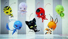 Meet MMD Kwamis Season 2 (3D Version2) by Jakkaeront.deviantart.com on @DeviantArt