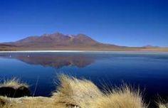 Laguna Cañapa (foto: Eduardo Vessoni) - Fornecido por Viagem em Pauta