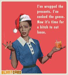christmas - cut loose