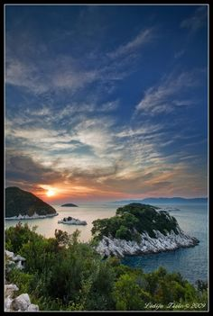 Beautiful Islands Around the World - Prozurska Luka - Island Mljet, Croatia