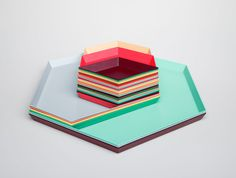 HAY kaleido M grey - HAY - BijzonderMOOI* Dutch design online