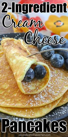 Weight Loss Plans Lose Belly The whole family will love these easy pancakes!Weight Loss Plans Lose Belly The whole family will love these easy pancakes! Low Carb Pancakes, Pancakes Easy, Low Carb Breakfast, Breakfast Recipes, Breakfast Ideas, Morning Breakfast, Fun Easy Recipes, Low Carb Recipes, Cooking Recipes