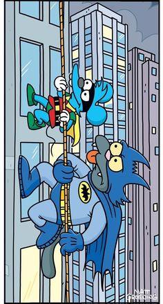 Batman and Robin Tomy and Daly Simpsons Drawings, Simpsons Art, Simpson Wallpaper Iphone, Cartoon Wallpaper, Skateboard Design, Futurama, Funny Wallpapers, Cool Drawings, Bunt
