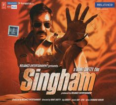 Singham (Original Motion Picture Soundtrack) by Ajay-Atul 2011 Movies, Old Movies, Movies Free, Watch Hindi Movies Online, Bollywood Action Movies, Easy Love Spells, Strong Love, Star Cast, Soundtrack