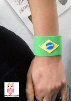 Dia da Independência do Brasil Girl Scouts, Professor, Diy And Crafts, Education, School, Kids Playing, Geometric Fashion, Manualidades, Day Care